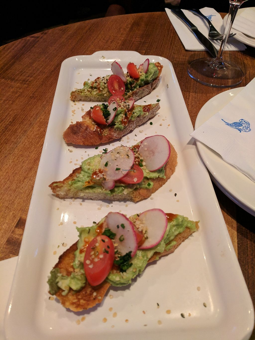 """Photo of Earl's Kitchen + Bar  by <a href=""""/members/profile/lmcc"""">lmcc</a> <br/>Avocado Toast <br/> December 15, 2017  - <a href='/contact/abuse/image/107266/335911'>Report</a>"""