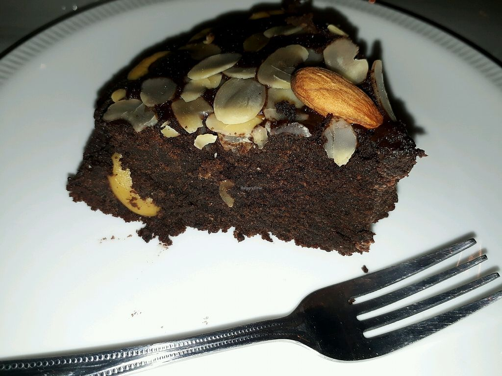 """Photo of The Falafelist  by <a href=""""/members/profile/LilacHippy"""">LilacHippy</a> <br/>Vegan chocolate cake <br/> December 16, 2017  - <a href='/contact/abuse/image/107269/335984'>Report</a>"""
