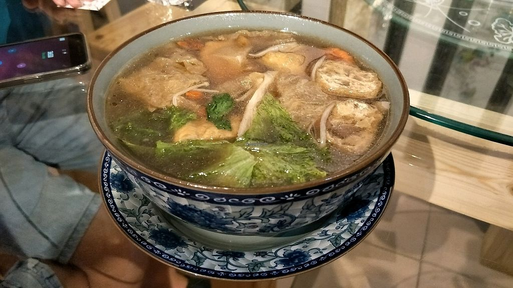 """Photo of Chun Tian Tea House  by <a href=""""/members/profile/alicel"""">alicel</a> <br/>herbal soup noodles <br/> December 16, 2017  - <a href='/contact/abuse/image/107297/336155'>Report</a>"""