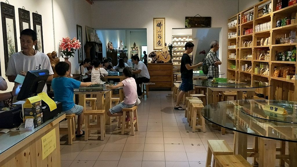 """Photo of Chun Tian Tea House  by <a href=""""/members/profile/alicel"""">alicel</a> <br/>inside the restaurant <br/> December 16, 2017  - <a href='/contact/abuse/image/107297/336161'>Report</a>"""