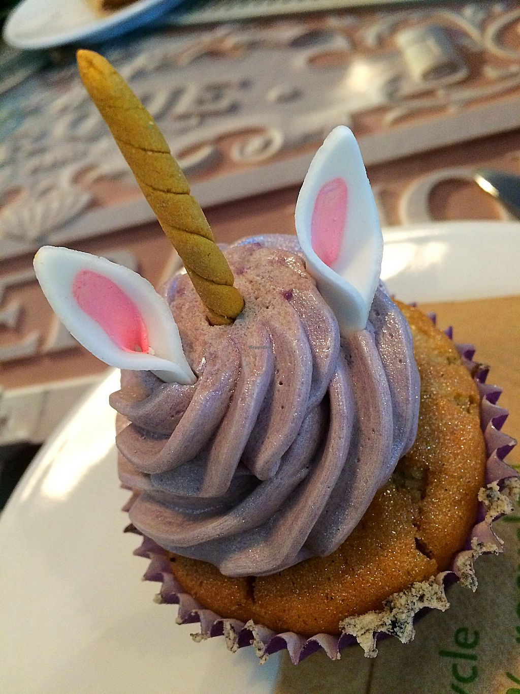 """Photo of Eat Street  by <a href=""""/members/profile/CiaraSlevin"""">CiaraSlevin</a> <br/>Cupcake  <br/> March 30, 2018  - <a href='/contact/abuse/image/107310/378126'>Report</a>"""