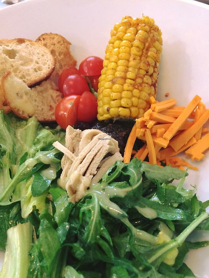 """Photo of Eat Street  by <a href=""""/members/profile/CiaraSlevin"""">CiaraSlevin</a> <br/>Cob Salad Starter  <br/> April 11, 2018  - <a href='/contact/abuse/image/107310/384106'>Report</a>"""
