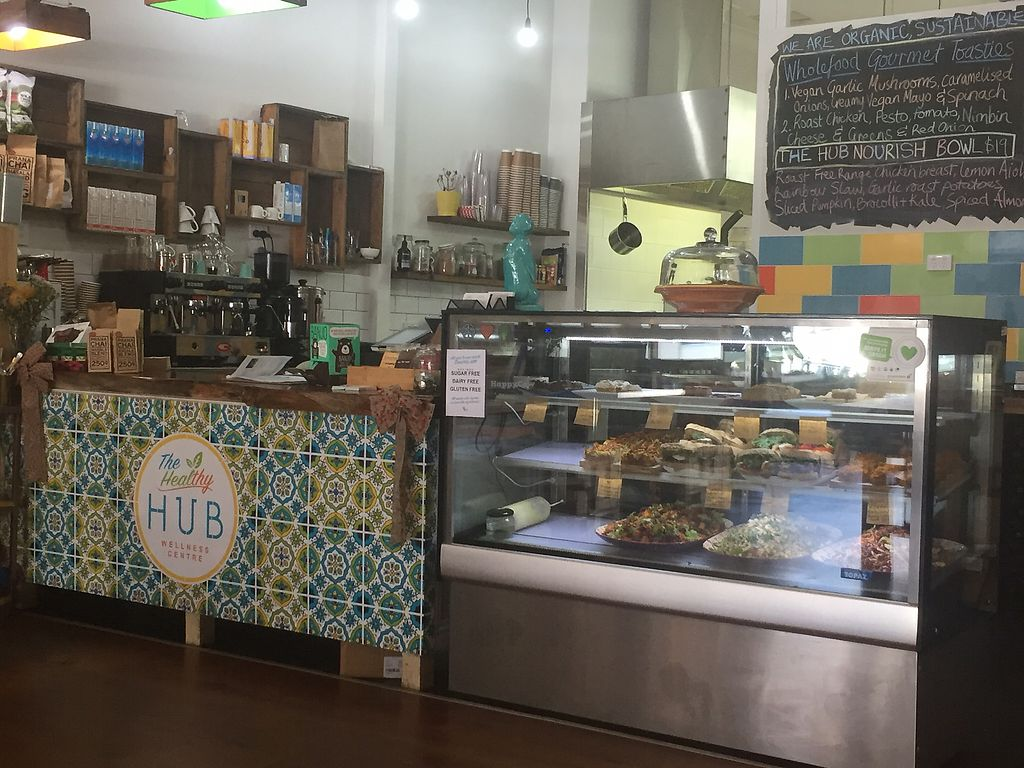"""Photo of The Healthy Hub  by <a href=""""/members/profile/MichelePaes"""">MichelePaes</a> <br/>Store 1 <br/> December 21, 2017  - <a href='/contact/abuse/image/107319/337719'>Report</a>"""