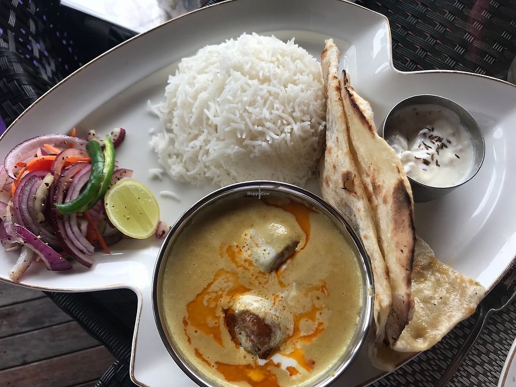 """Photo of The Maharajas  by <a href=""""/members/profile/SoniaGivray"""">SoniaGivray</a> <br/>Have a lunch offer very convenient  <br/> December 20, 2017  - <a href='/contact/abuse/image/107329/337559'>Report</a>"""