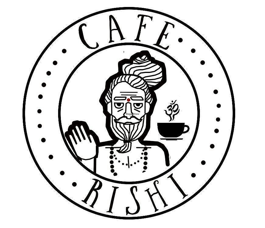 "Photo of Cafe Rishi  by <a href=""/members/profile/CarlaValenti"">CarlaValenti</a> <br/>Logo <br/> December 18, 2017  - <a href='/contact/abuse/image/107342/336725'>Report</a>"