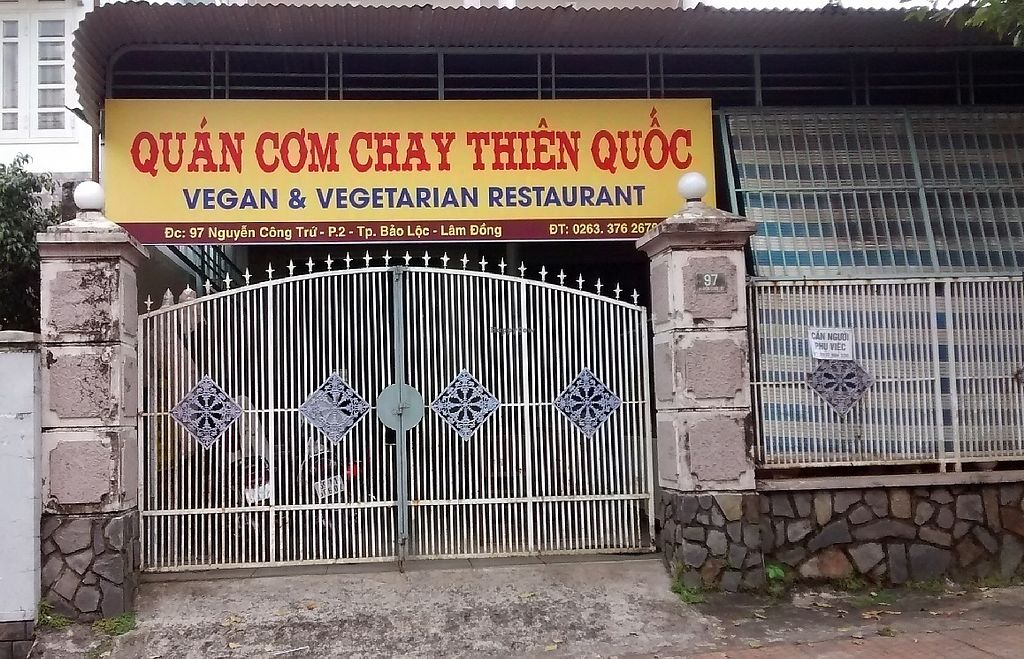 "Photo of Thien Quoc  by <a href=""/members/profile/Canamon"">Canamon</a> <br/>view from the street <br/> December 17, 2017  - <a href='/contact/abuse/image/107358/336420'>Report</a>"