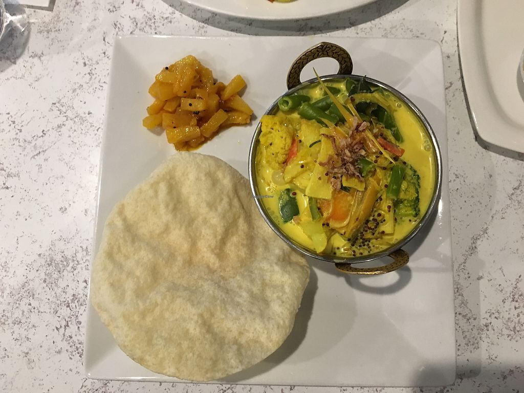 "Photo of Banana Leaf Malaysian Restaurant  by <a href=""/members/profile/Yolanda"">Yolanda</a> <br/>Masak Lemak Ruhani (lemongrass and coconut curry) <br/> December 21, 2017  - <a href='/contact/abuse/image/107427/337867'>Report</a>"