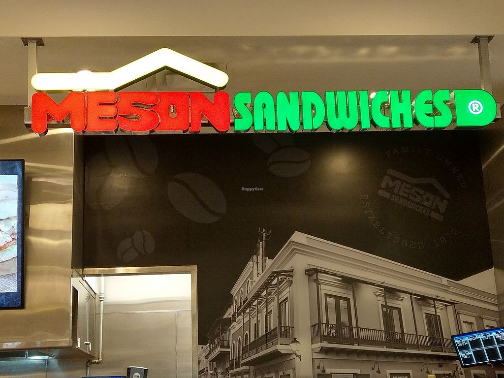 """Photo of Meson Sandwiches  by <a href=""""/members/profile/youngyoda"""">youngyoda</a> <br/>Store sign <br/> December 17, 2017  - <a href='/contact/abuse/image/107440/336655'>Report</a>"""