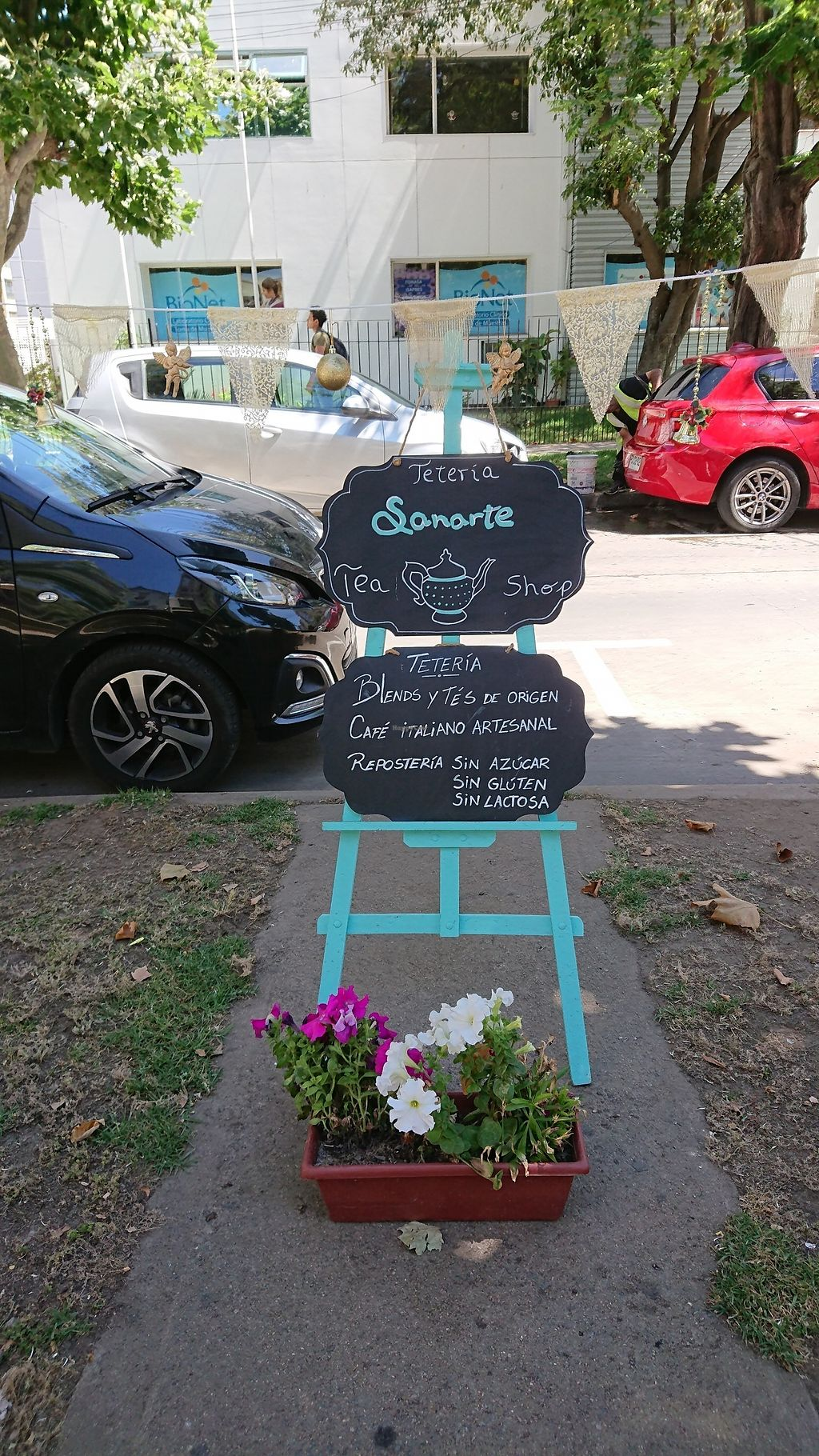 """Photo of Teteria Sanarte  by <a href=""""/members/profile/MoaRichter"""">MoaRichter</a> <br/>Teteria that also serves lunch  <br/> December 17, 2017  - <a href='/contact/abuse/image/107473/336639'>Report</a>"""