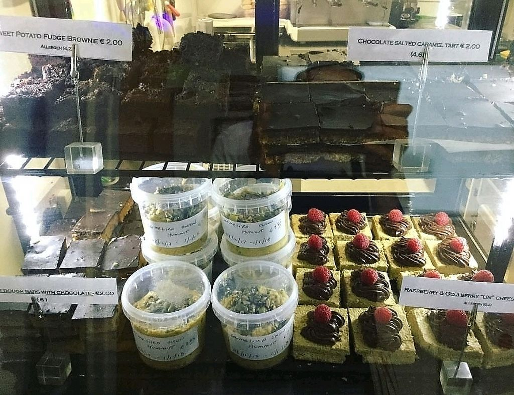 """Photo of The Planted Bean  by <a href=""""/members/profile/fooltothink"""">fooltothink</a> <br/>Sample of the Treat Cabinet <br/> December 28, 2017  - <a href='/contact/abuse/image/107487/340214'>Report</a>"""