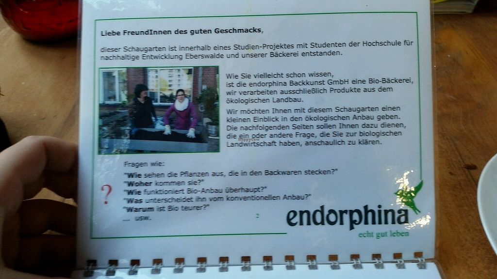 """Photo of endorphina Bio-Backkunst GmbH  by <a href=""""/members/profile/katzi"""">katzi</a> <br/>endorphina <br/> December 28, 2017  - <a href='/contact/abuse/image/107502/339848'>Report</a>"""