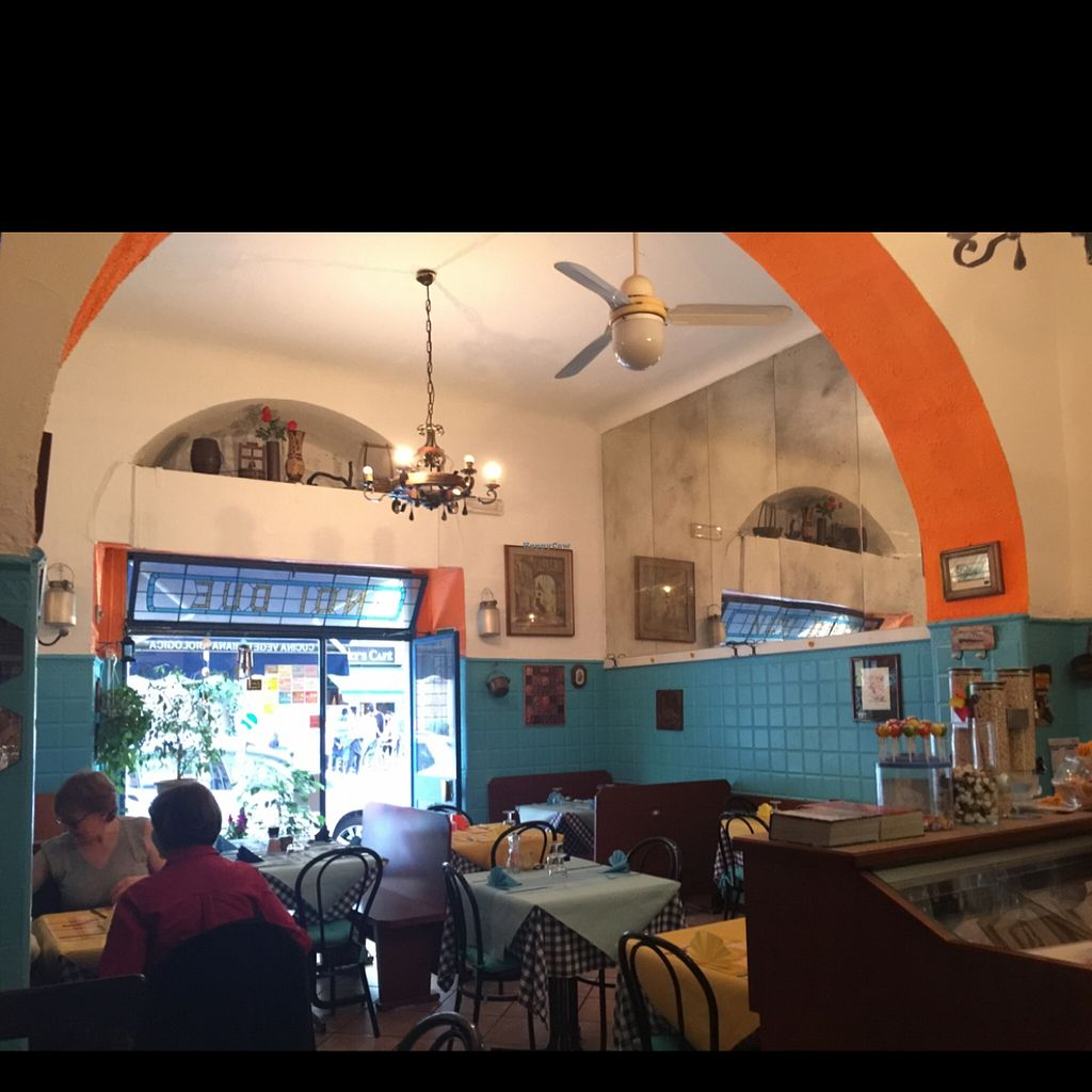 """Photo of Trattoria A Noi Due  by <a href=""""/members/profile/earthville"""">earthville</a> <br/>get here early :-) <br/> May 25, 2016  - <a href='/contact/abuse/image/10757/150770'>Report</a>"""