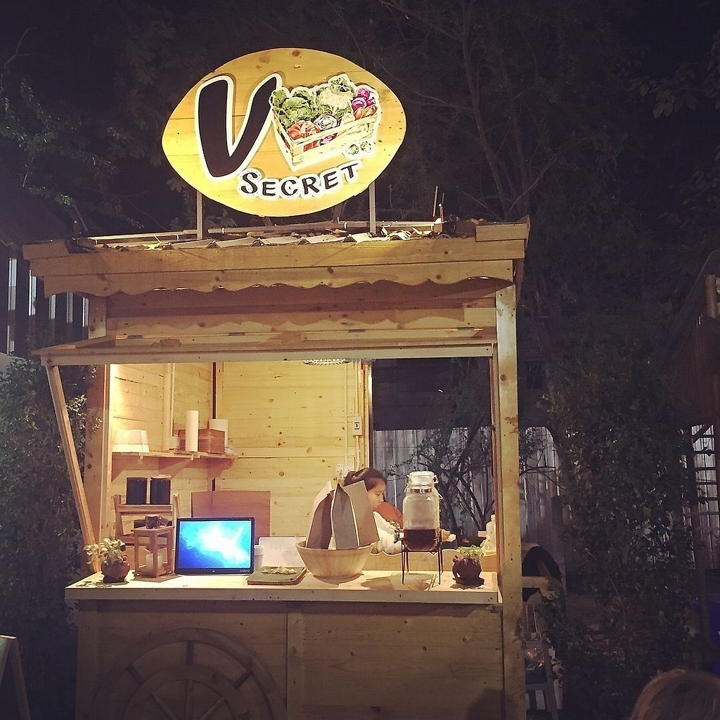 "Photo of V Secret Street Food - maybe closed  by <a href=""/members/profile/Mustarda"">Mustarda</a> <br/>The stall <br/> January 26, 2018  - <a href='/contact/abuse/image/107586/350980'>Report</a>"