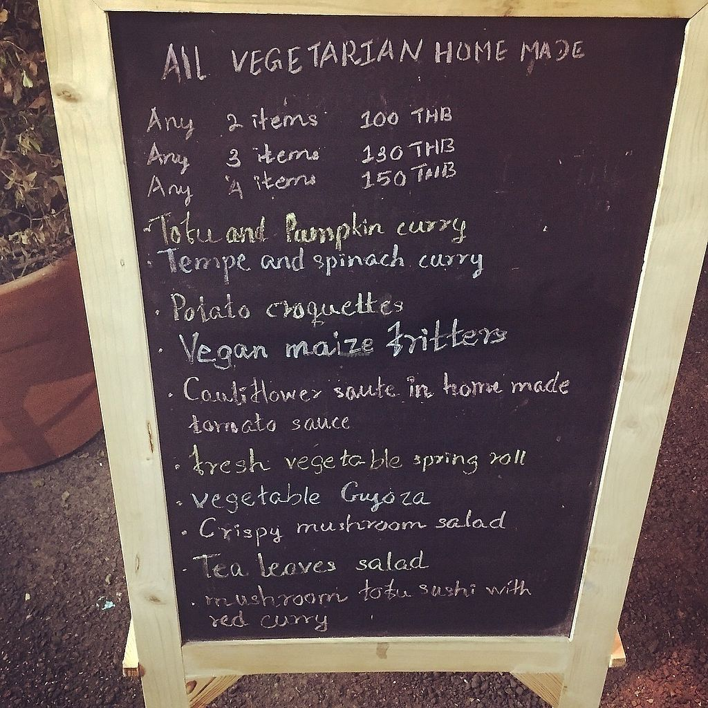 "Photo of V Secret Street Food - maybe closed  by <a href=""/members/profile/Mustarda"">Mustarda</a> <br/>The menu <br/> January 26, 2018  - <a href='/contact/abuse/image/107586/350982'>Report</a>"