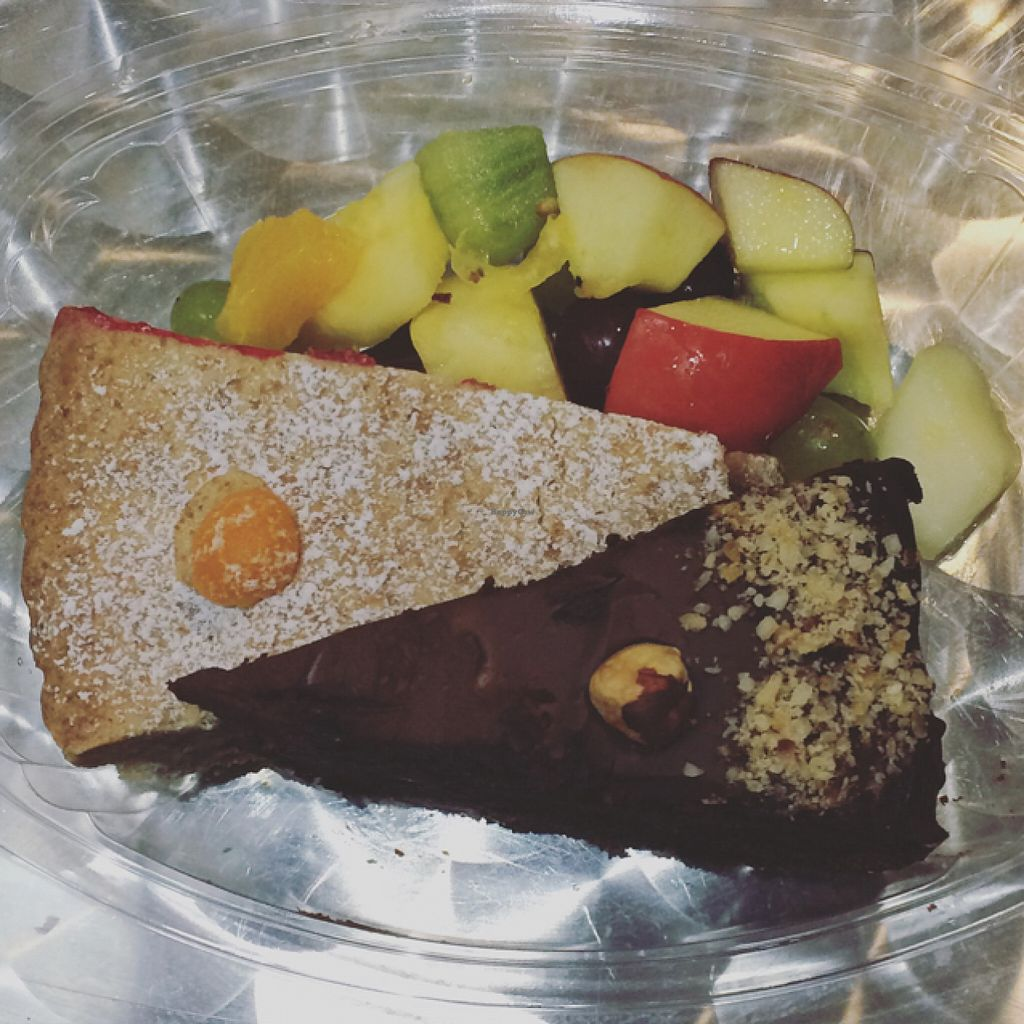 "Photo of Henderson's Restaurant  by <a href=""/members/profile/LittleAliceFell"">LittleAliceFell</a> <br/>Cherry pie and chocolate cake <br/> July 28, 2016  - <a href='/contact/abuse/image/1075/162819'>Report</a>"