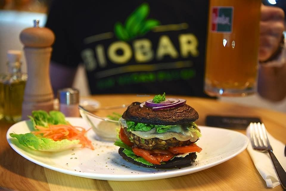 """Photo of BioBar Vitarian  by <a href=""""/members/profile/Nikolate"""">Nikolate</a> <br/>burger <br/> December 21, 2017  - <a href='/contact/abuse/image/107606/337812'>Report</a>"""