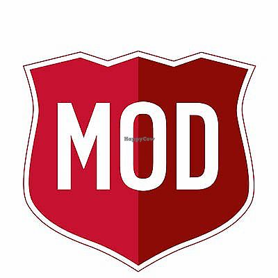 "Photo of Mod Pizza  by <a href=""/members/profile/xavierfretard"">xavierfretard</a> <br/>Logo <br/> December 20, 2017  - <a href='/contact/abuse/image/107616/337556'>Report</a>"