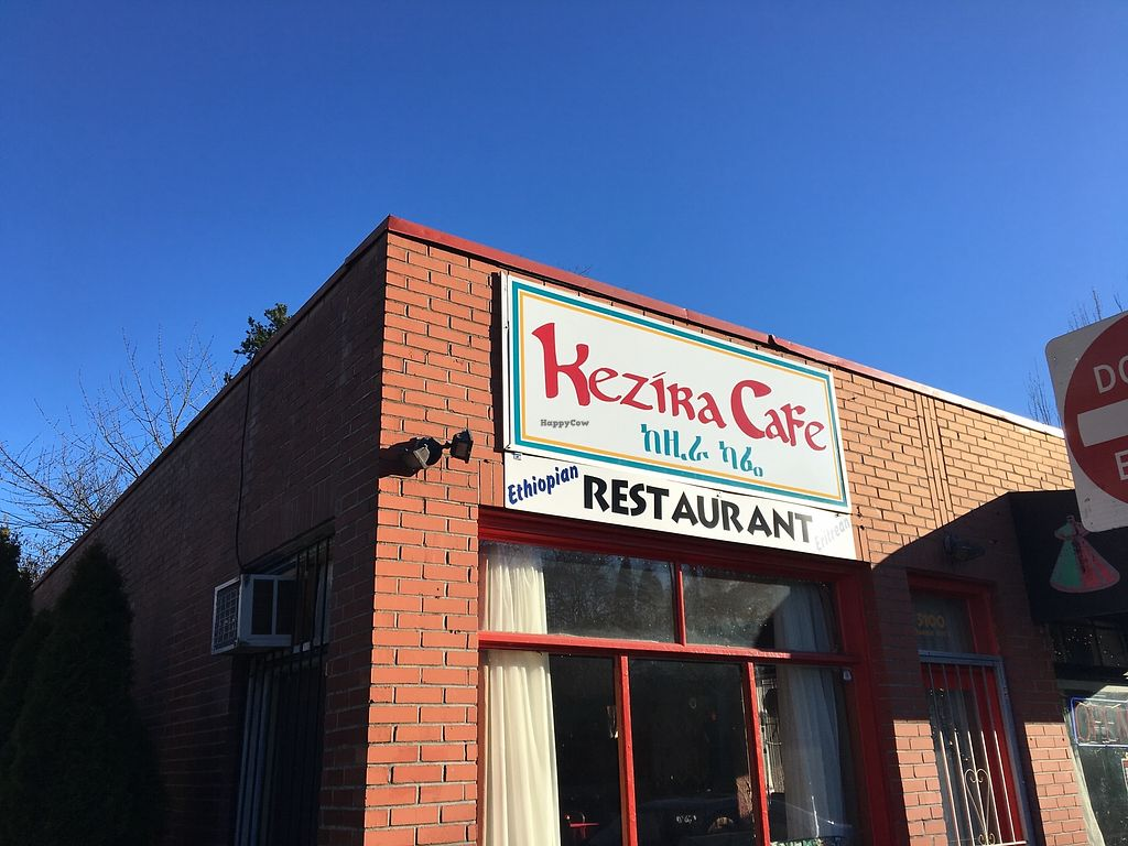 """Photo of Kezira Cafe  by <a href=""""/members/profile/Michael%20Isavegan"""">Michael Isavegan</a> <br/>Another sign <br/> December 22, 2017  - <a href='/contact/abuse/image/107674/338105'>Report</a>"""