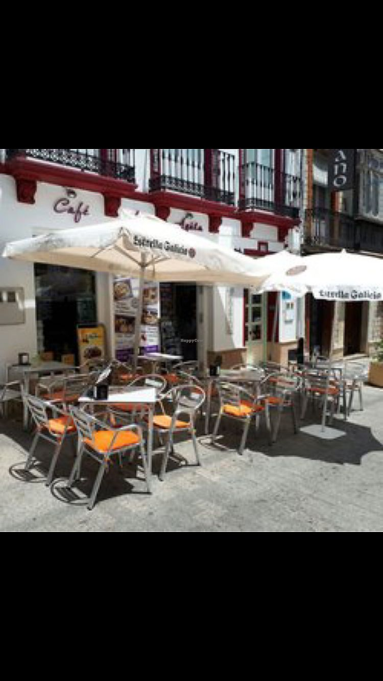 """Photo of Cafe de Agata  by <a href=""""/members/profile/AlexanderHindsberg"""">AlexanderHindsberg</a> <br/>Street view <br/> December 22, 2017  - <a href='/contact/abuse/image/107703/338008'>Report</a>"""