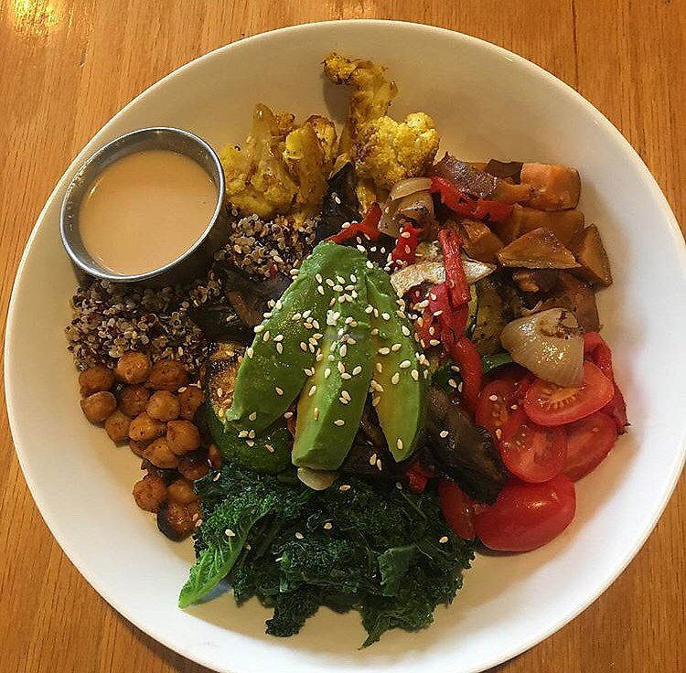 "Photo of Iron Roost  by <a href=""/members/profile/JamieHansen"">JamieHansen</a> <br/>Buddha Bowl <br/> December 27, 2017  - <a href='/contact/abuse/image/107707/339580'>Report</a>"