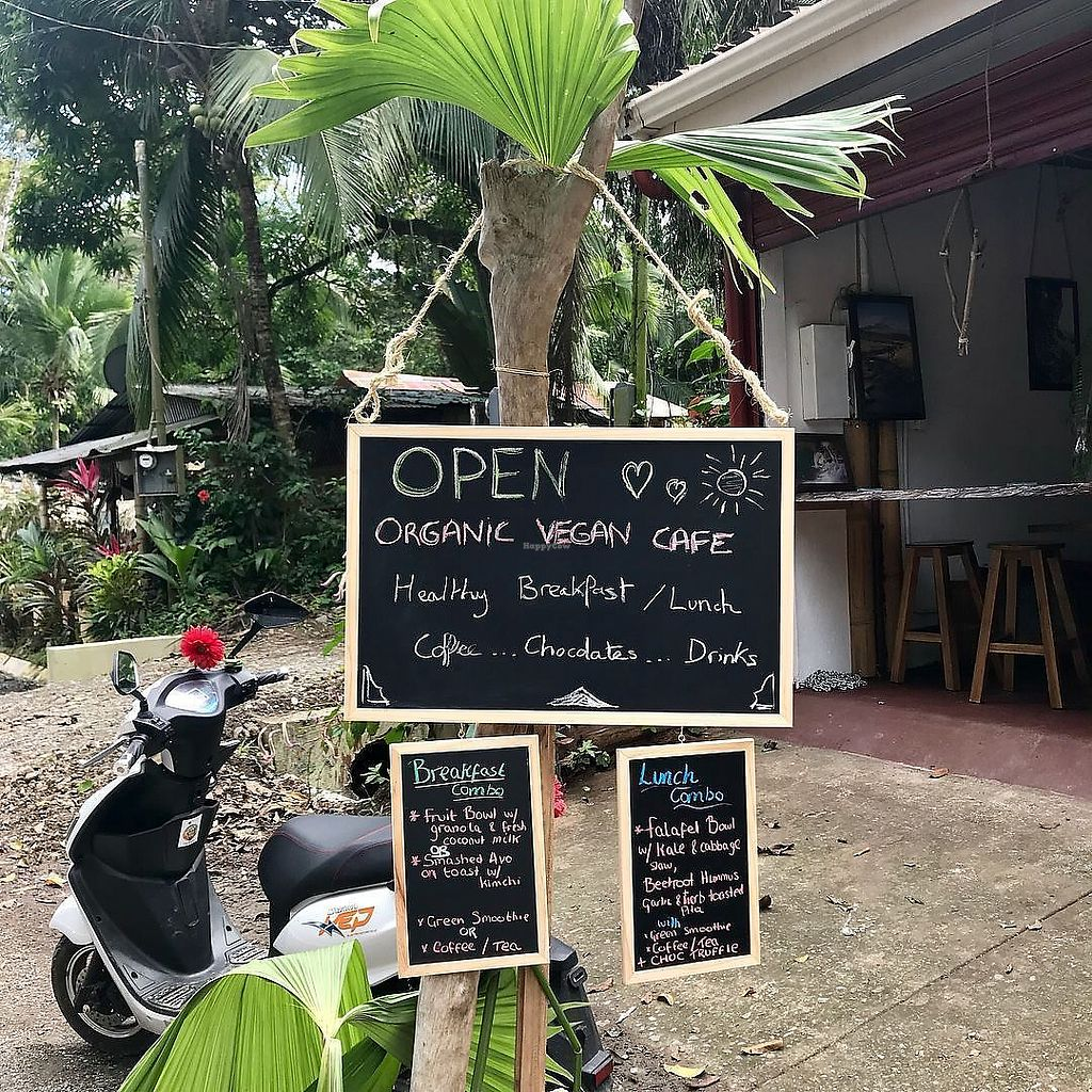"""Photo of Mandala Cafe  by <a href=""""/members/profile/CafeMandala"""">CafeMandala</a> <br/>Open Mon - Fri 8am-3pm, Saturday closed, Sunday special brunch 10am-3pm local guest vegan chef and live music.  <br/> December 22, 2017  - <a href='/contact/abuse/image/107712/338081'>Report</a>"""