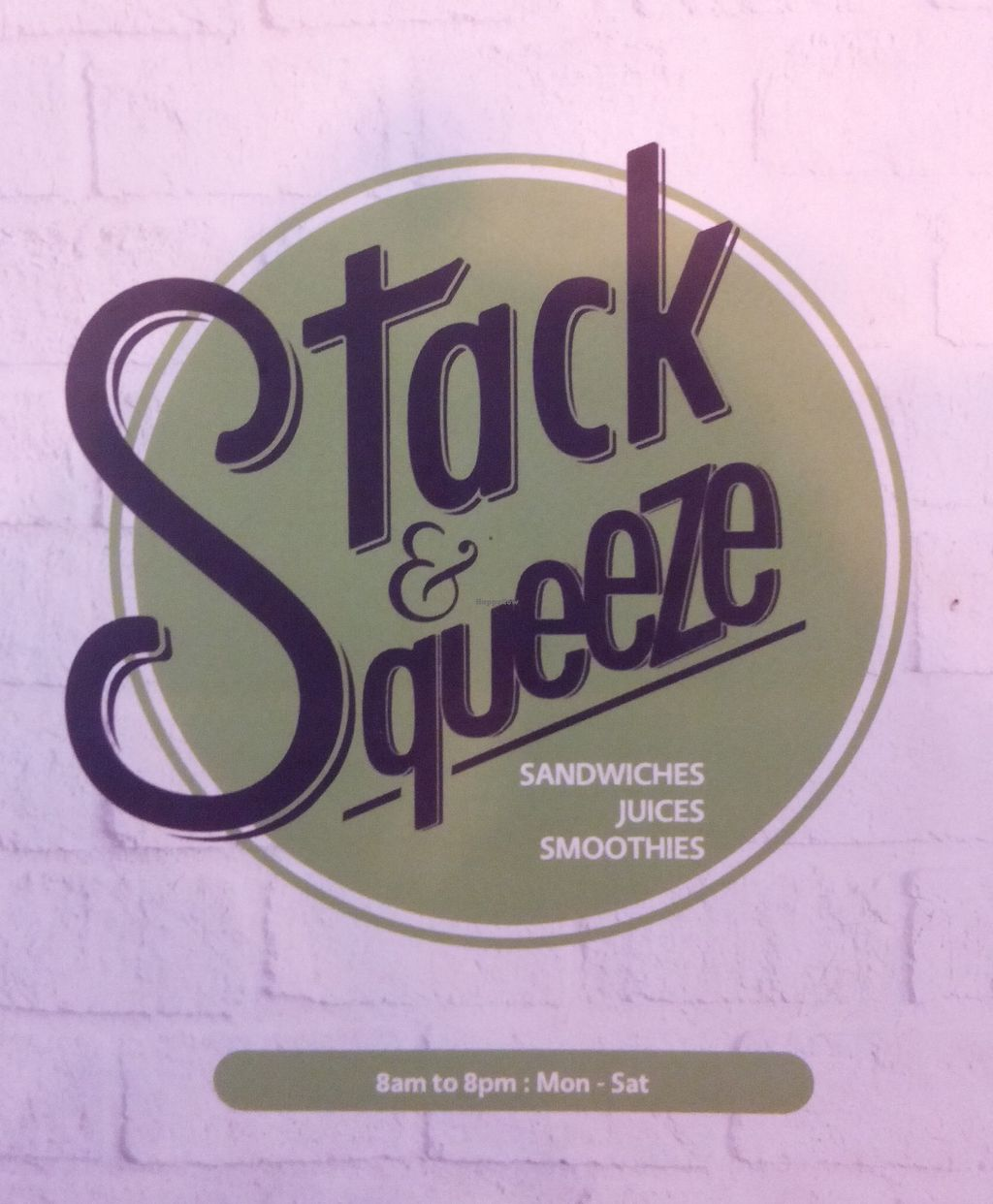 """Photo of Stack & Squeeze  by <a href=""""/members/profile/JonathanP"""">JonathanP</a> <br/>Stack & Squeeze logo <br/> January 19, 2018  - <a href='/contact/abuse/image/107801/348490'>Report</a>"""