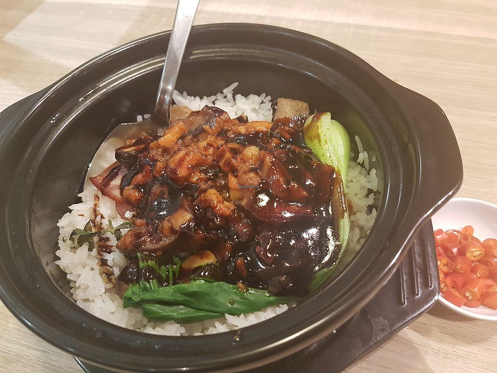 """Photo of Green Signature    by <a href=""""/members/profile/LiQi"""">LiQi</a> <br/>Claypot rice  <br/> December 26, 2017  - <a href='/contact/abuse/image/107812/339189'>Report</a>"""