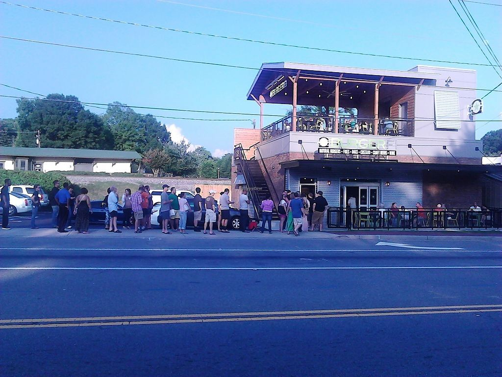 """Photo of BurgerFi  by <a href=""""/members/profile/Beyond"""">Beyond</a> <br/>Burgerfi Kennesaw  <br/> January 6, 2018  - <a href='/contact/abuse/image/107835/343589'>Report</a>"""