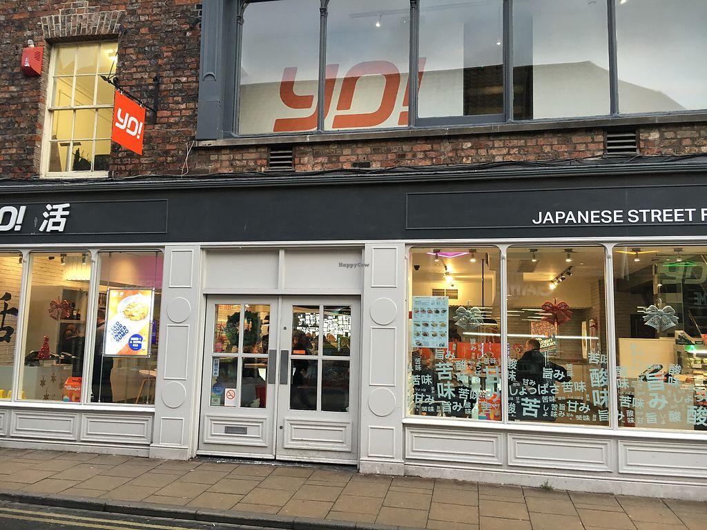 """Photo of Yo Sushi  by <a href=""""/members/profile/hack_man"""">hack_man</a> <br/>Exterior  <br/> December 24, 2017  - <a href='/contact/abuse/image/107838/338536'>Report</a>"""