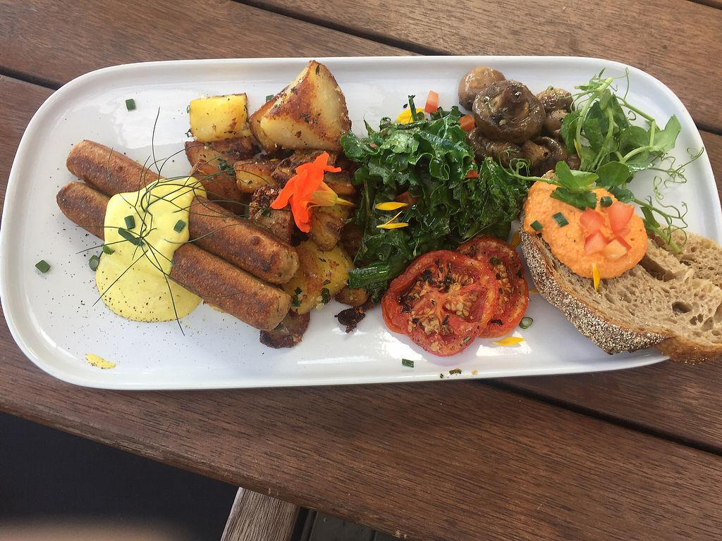 "Photo of The Conscious Kitchen at Solscape  by <a href=""/members/profile/Tiggy"">Tiggy</a> <br/>Big breakfast $24 - Delicious and substantial <br/> January 1, 2018  - <a href='/contact/abuse/image/107861/341540'>Report</a>"