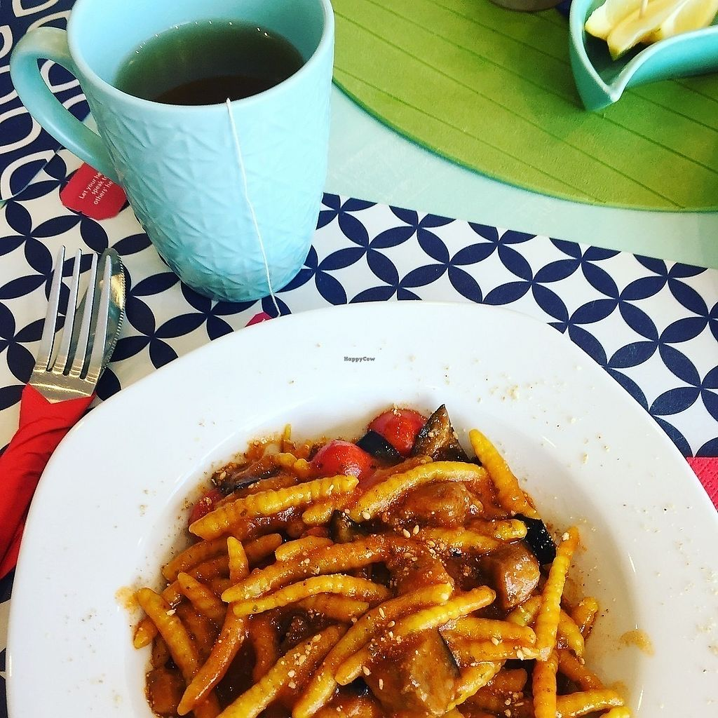 "Photo of Happy Cactus  by <a href=""/members/profile/Anne%20VDH"">Anne VDH</a> <br/>The best gluten free pasta dish ever!  <br/> December 25, 2017  - <a href='/contact/abuse/image/107873/338965'>Report</a>"