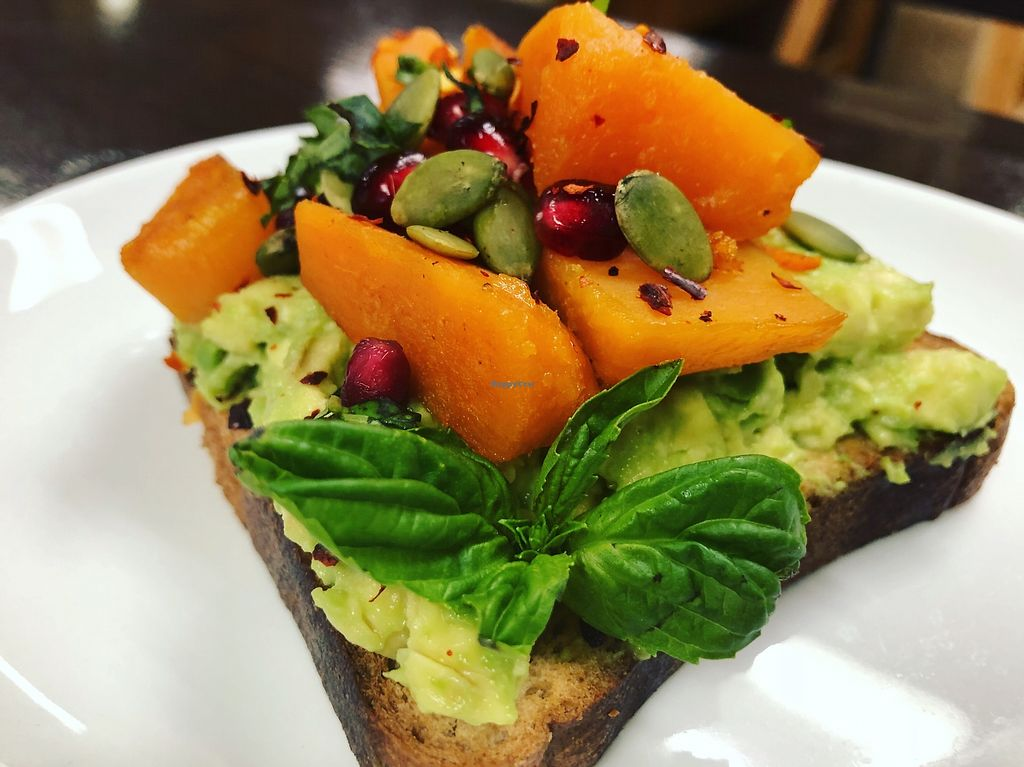 """Photo of Marla Restaurant  by <a href=""""/members/profile/GriizsMunoz"""">GriizsMunoz</a> <br/>Avocado Toast <br/> January 30, 2018  - <a href='/contact/abuse/image/107878/352570'>Report</a>"""