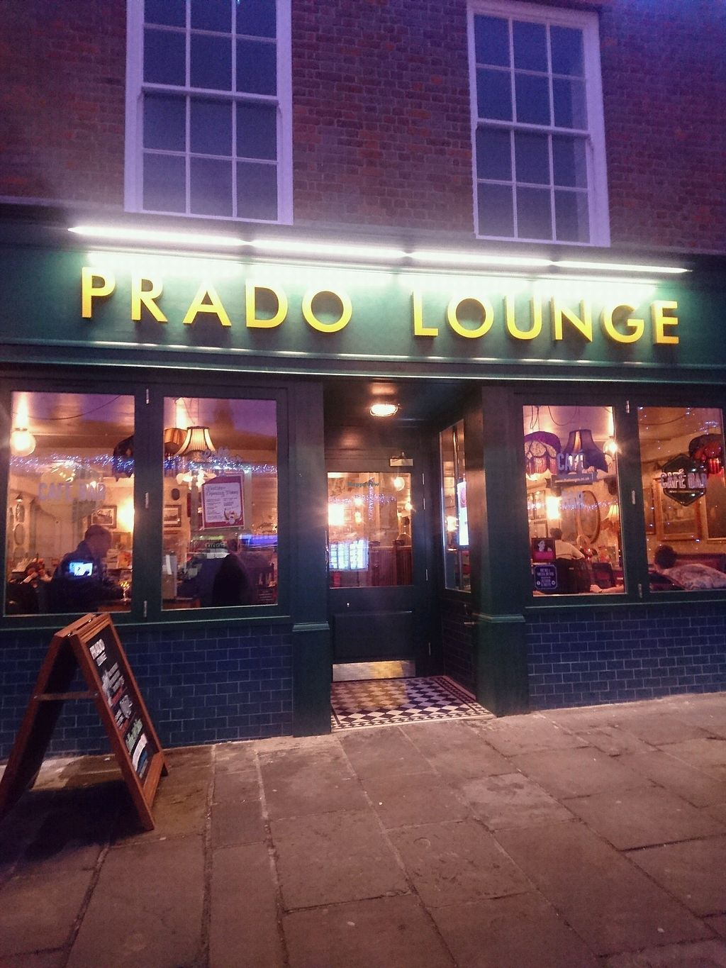 """Photo of Prado Lounge  by <a href=""""/members/profile/EmmaIn86"""">EmmaIn86</a> <br/>Outside <br/> December 24, 2017  - <a href='/contact/abuse/image/107888/338763'>Report</a>"""