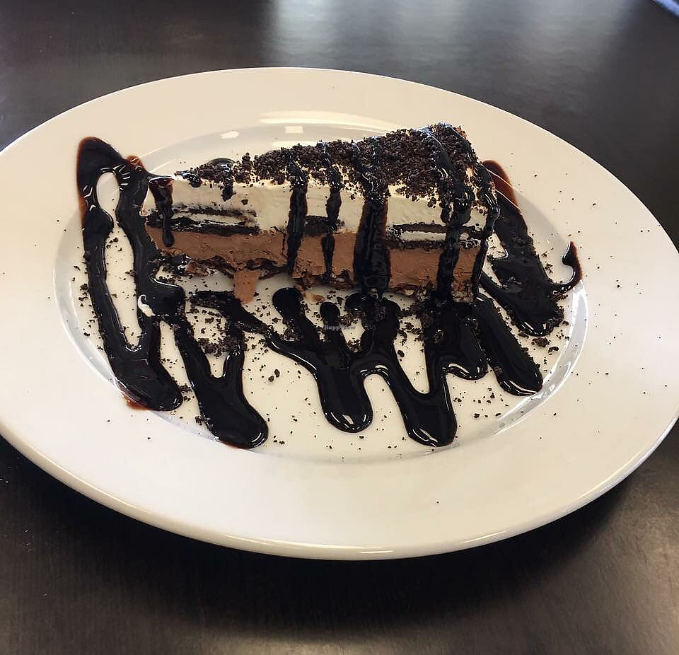 """Photo of Ludens Express  by <a href=""""/members/profile/Brok%20O.%20Lee"""">Brok O. Lee</a> <br/>Vegan dessert <br/> December 28, 2017  - <a href='/contact/abuse/image/107910/339903'>Report</a>"""