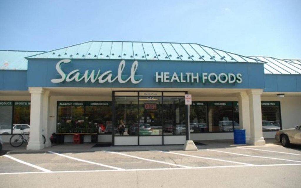 """Photo of Sawall Health Foods  by <a href=""""/members/profile/community"""">community</a> <br/>Sawall Health Foods  <br/> April 13, 2015  - <a href='/contact/abuse/image/10791/98825'>Report</a>"""