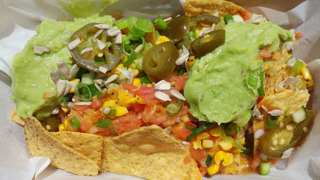 "Photo of Paco's Tacos  by <a href=""/members/profile/verbosity"">verbosity</a> <br/>Vegan Nachos <br/> January 10, 2018  - <a href='/contact/abuse/image/107948/344924'>Report</a>"
