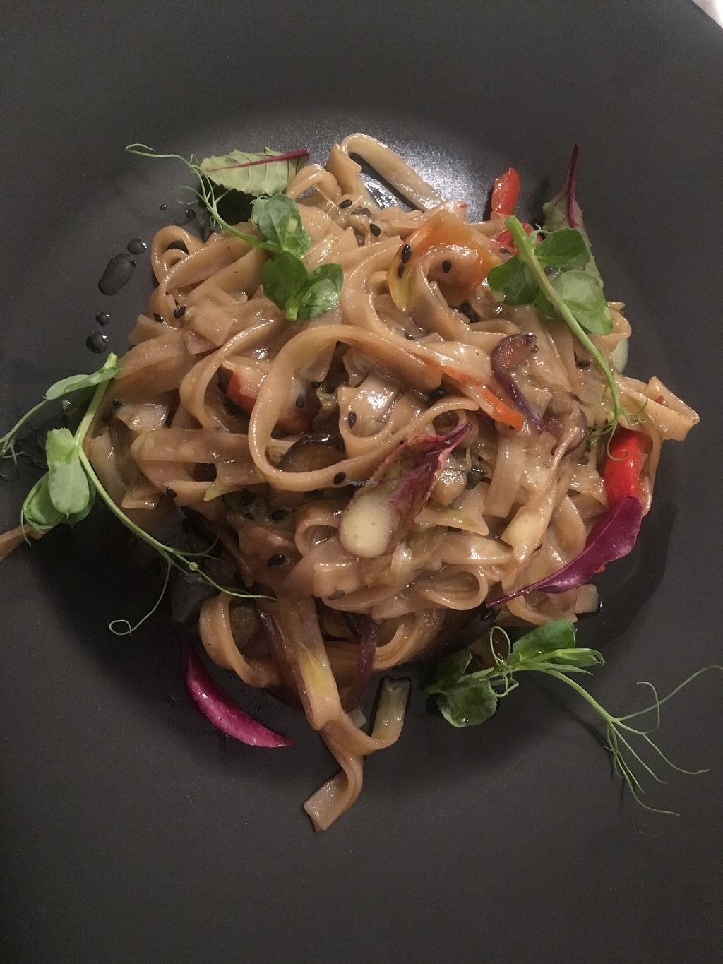 """Photo of Le Petit Bistrot  by <a href=""""/members/profile/Csctina"""">Csctina</a> <br/>Pad Thai <br/> December 29, 2017  - <a href='/contact/abuse/image/107952/340496'>Report</a>"""