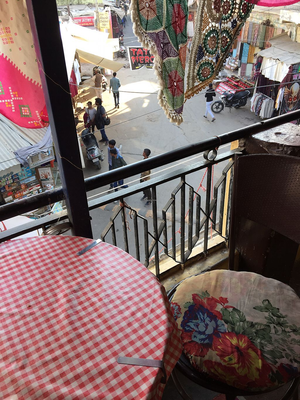 "Photo of The Laughing Buddha Cafe  by <a href=""/members/profile/Gotham"">Gotham</a> <br/>Upstairs <br/> January 28, 2018  - <a href='/contact/abuse/image/107961/352130'>Report</a>"