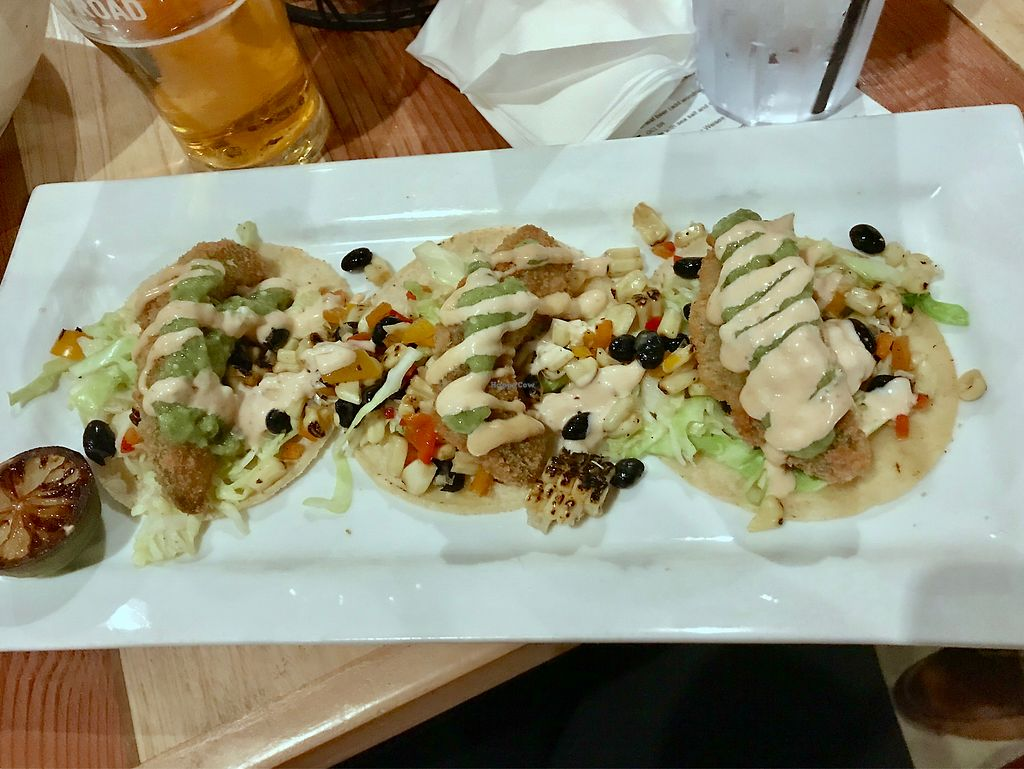 """Photo of Golden Road Brewing  by <a href=""""/members/profile/ctily"""">ctily</a> <br/>Fried Avacado Tacos <br/> March 23, 2018  - <a href='/contact/abuse/image/107993/374692'>Report</a>"""