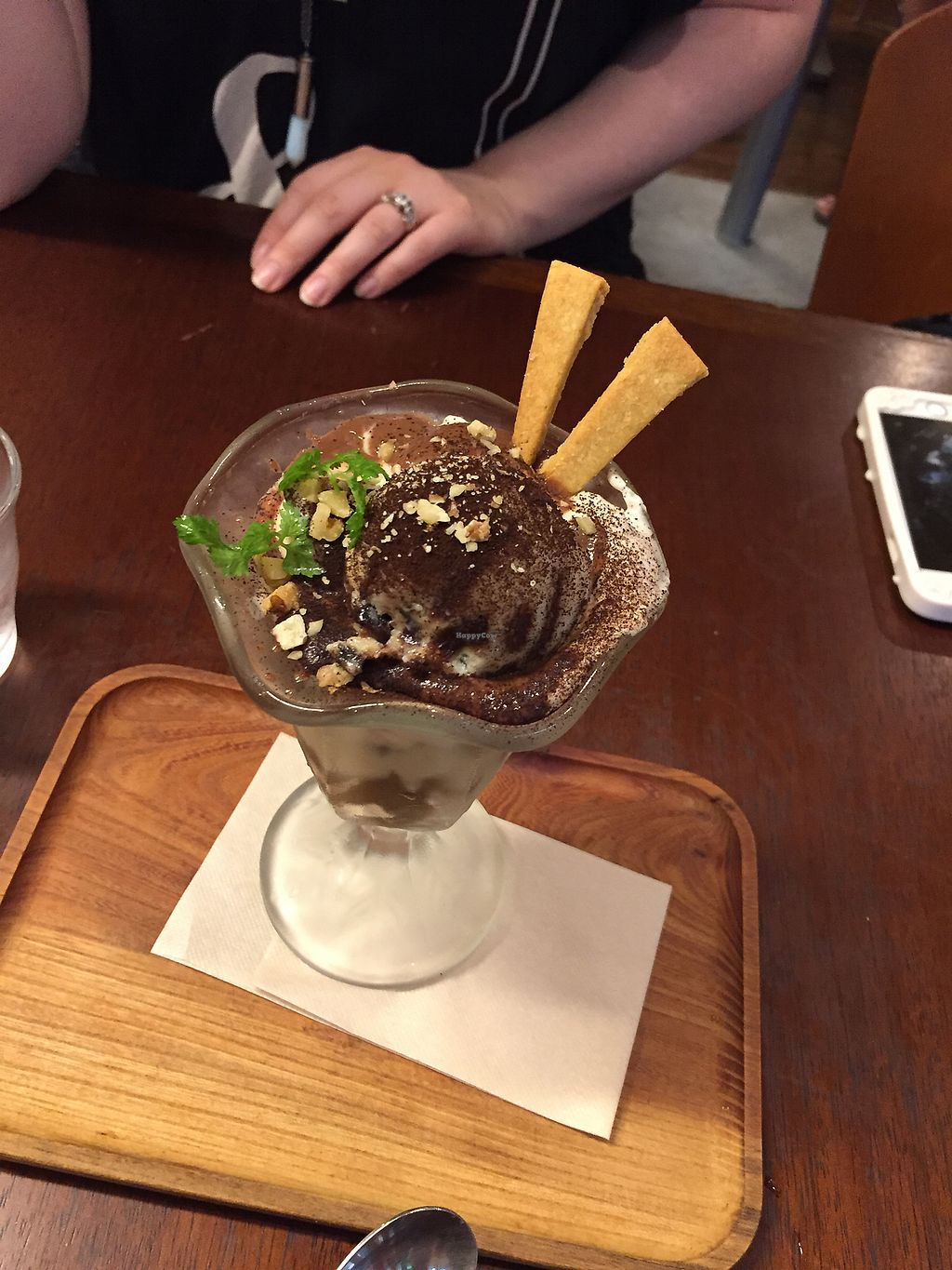 """Photo of Future Food Cafe Restaurant Tubu Tubu  by <a href=""""/members/profile/schonstal"""">schonstal</a> <br/>Mocha Parfait <br/> September 14, 2017  - <a href='/contact/abuse/image/10810/304171'>Report</a>"""