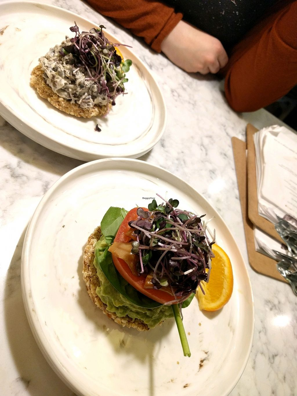 "Photo of The Moth Cafe  by <a href=""/members/profile/CoconutRice"">CoconutRice</a> <br/>GF RAW bagels <br/> March 17, 2018  - <a href='/contact/abuse/image/108125/371661'>Report</a>"