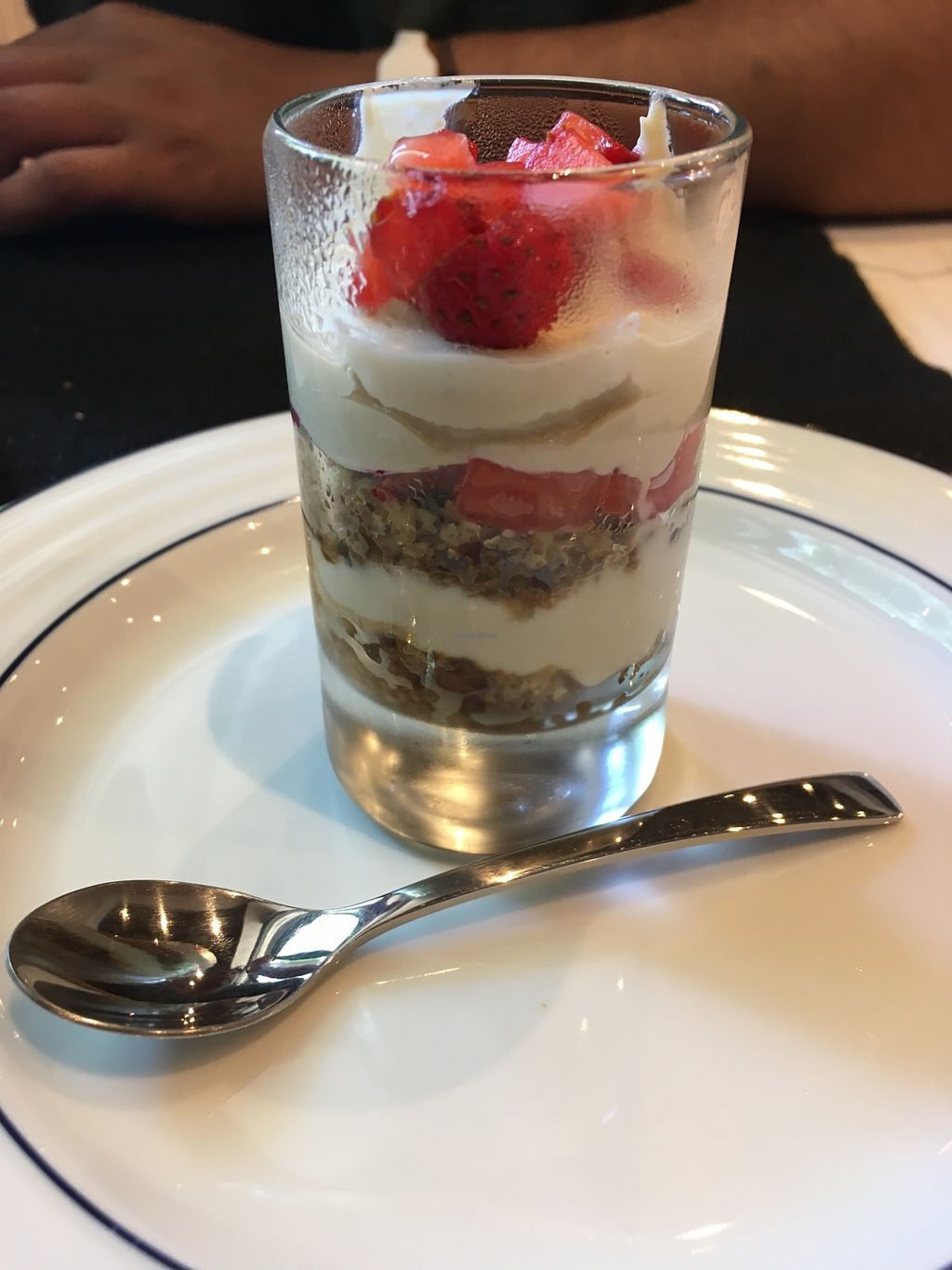 """Photo of Rawdical Vegan Kitchen  by <a href=""""/members/profile/peas-full"""">peas-full</a> <br/>raw tiramisu <br/> December 29, 2017  - <a href='/contact/abuse/image/108126/340263'>Report</a>"""