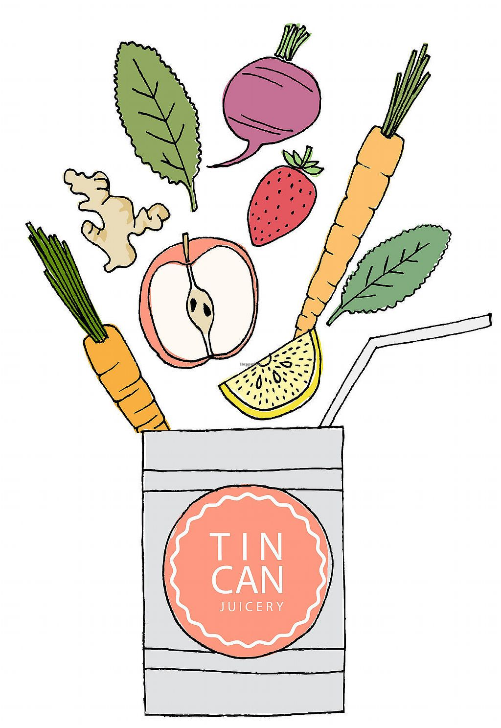 """Photo of Tin Can Juicery  by <a href=""""/members/profile/tincankelly"""">tincankelly</a> <br/>Tin Can Juicery!  <br/> December 29, 2017  - <a href='/contact/abuse/image/108144/340544'>Report</a>"""