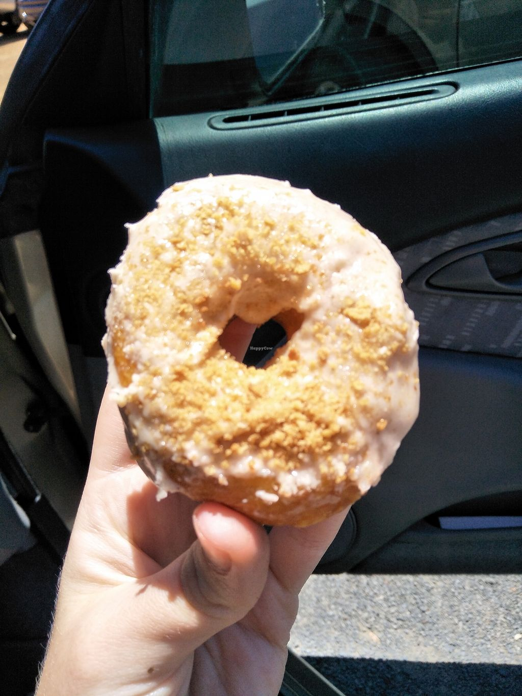 "Photo of Sugar Snap  by <a href=""/members/profile/Cynthia1998"">Cynthia1998</a> <br/>Vegan pumpkin spice donut <br/> December 29, 2017  - <a href='/contact/abuse/image/108156/340402'>Report</a>"