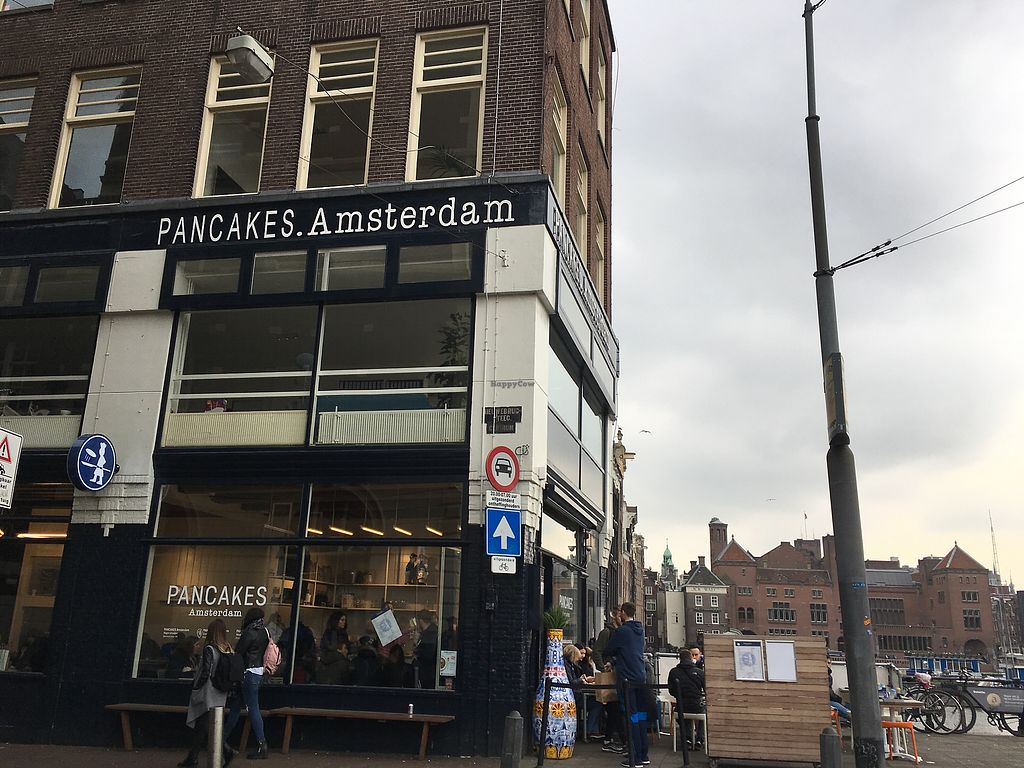 "Photo of Pancakes Amsterdam  by <a href=""/members/profile/Julia%2A"">Julia*</a> <br/>Pancakes Amsterdam building <br/> March 25, 2018  - <a href='/contact/abuse/image/108165/375931'>Report</a>"