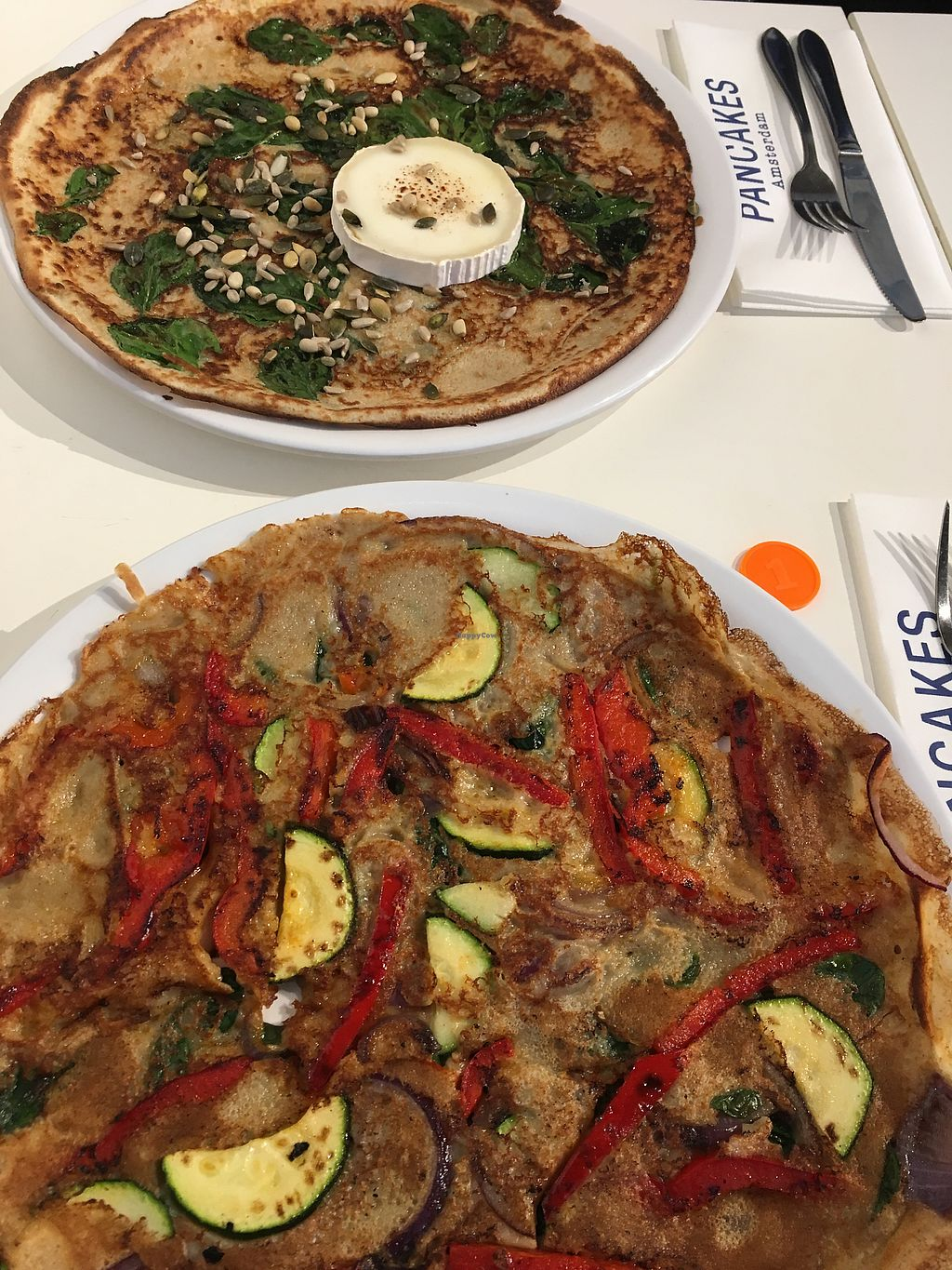 "Photo of Pancakes Amsterdam  by <a href=""/members/profile/Julia%2A"">Julia*</a> <br/>Vegan no. 15, vegetarian no. 12 <br/> March 26, 2018  - <a href='/contact/abuse/image/108165/376272'>Report</a>"