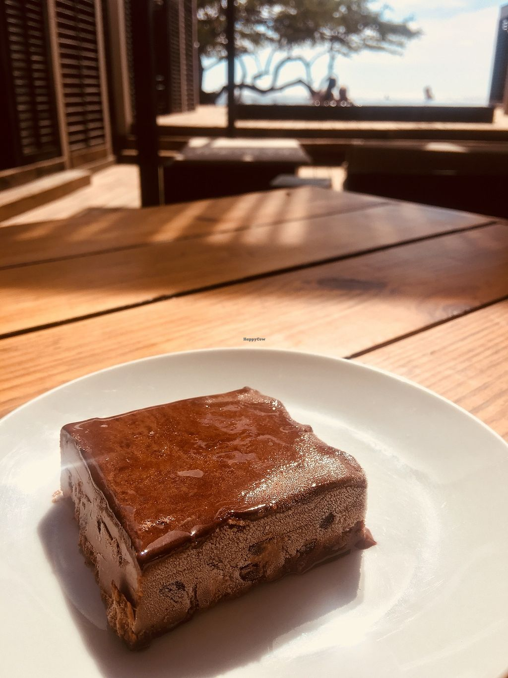 "Photo of Taberna 99 at 99 Surf Lodge  by <a href=""/members/profile/SimonZanini"">SimonZanini</a> <br/>Vegan home Made Brownie <br/> January 3, 2018  - <a href='/contact/abuse/image/108218/342671'>Report</a>"