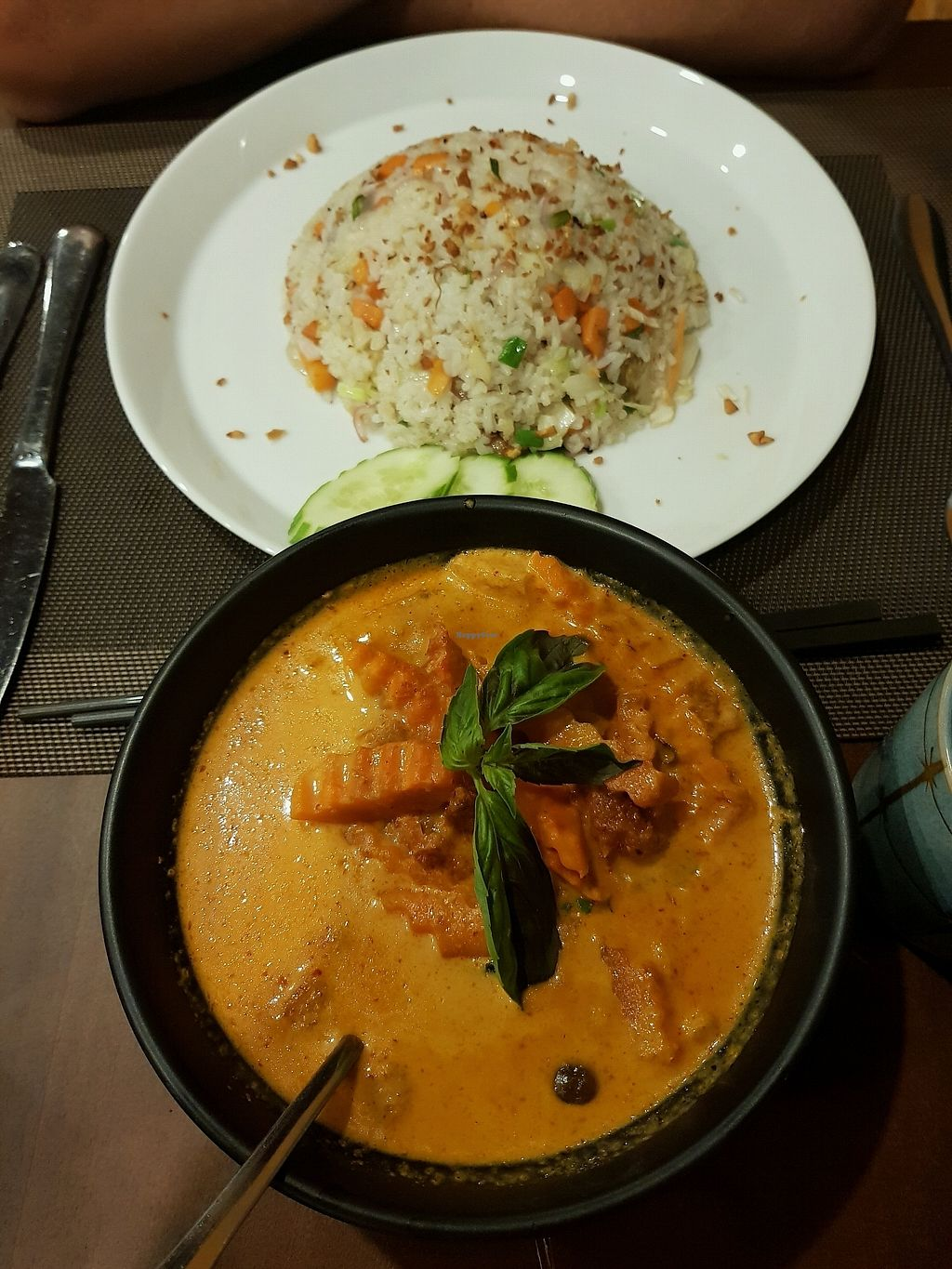 "Photo of Sala Thai  by <a href=""/members/profile/Cathy2001"">Cathy2001</a> <br/>red curry <br/> March 28, 2018  - <a href='/contact/abuse/image/108254/377350'>Report</a>"