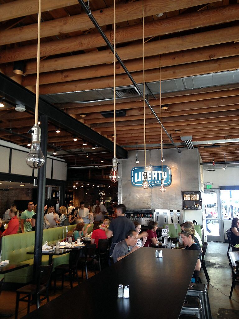 """Photo of Liberty Market  by <a href=""""/members/profile/VeganMomof2"""">VeganMomof2</a> <br/>Liberty Market Sign <br/> December 30, 2017  - <a href='/contact/abuse/image/108256/341057'>Report</a>"""