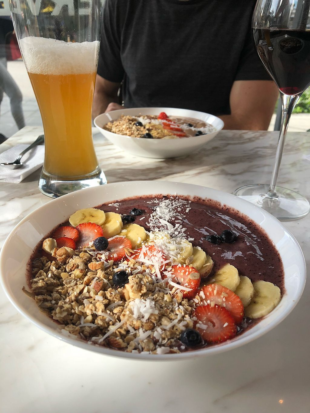 """Photo of Makeout Colombia  by <a href=""""/members/profile/dee_dee"""">dee_dee</a> <br/>Açaí and cacao bowls <br/> January 29, 2018  - <a href='/contact/abuse/image/108265/352182'>Report</a>"""